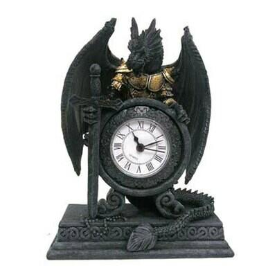 Reloj Dragón con Armadura