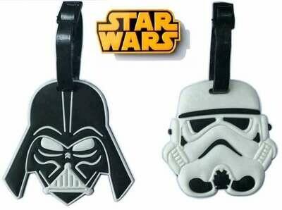 Identificador Equipaje Star Wars