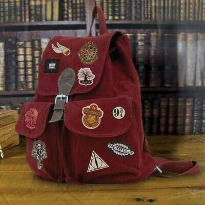 Set 14 Parches Harry Potter