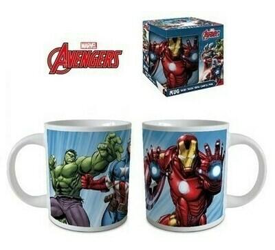 Taza Avengers Personajes Clásicos