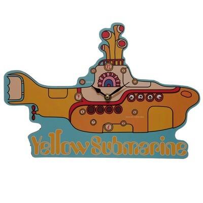 Reloj Submarino Amarillo Beatles con Licencia
