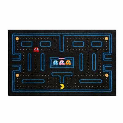 Felpudo Pac-Man