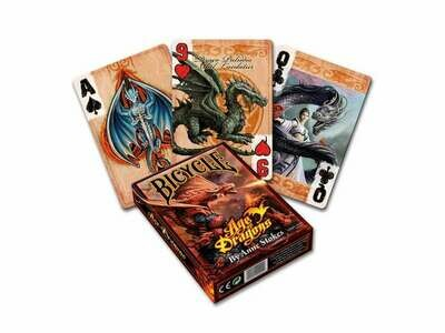 Cartas Age of Dragons (Anne Stokes)