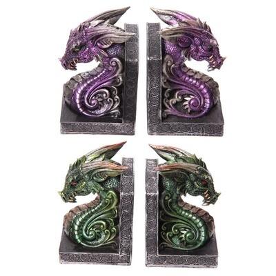 Sujetalibros Dragón