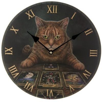 Reloj Gato del Tarot