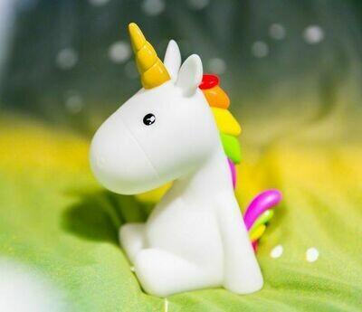 Lámpara Unicornio Temporizador