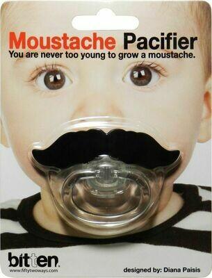 Chupete Moustache