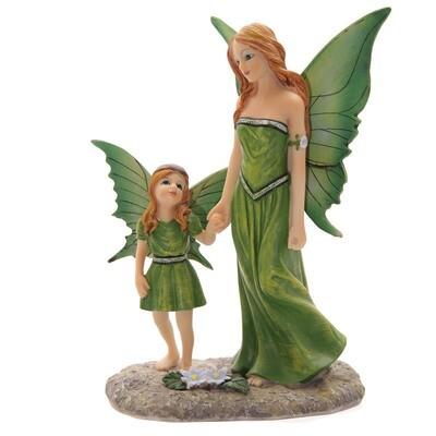 Hada Maternal Verde