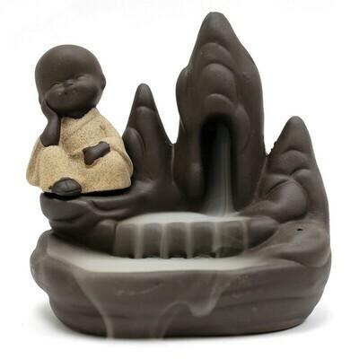 Fuente para Conos de Reflujo Buda Blanco