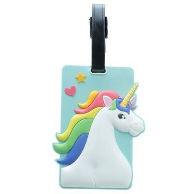 Identificador Equipaje Unicornio