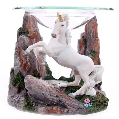 Quemador Aceite Unicornio