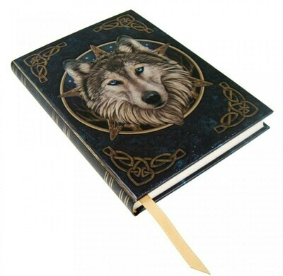 Cuaderno Lobo Celta