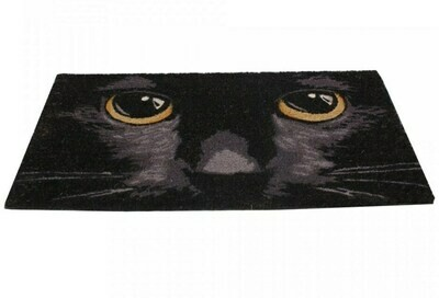 Felpudo Gato Negro