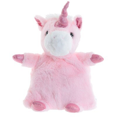 Peluche Térmico Unicornio