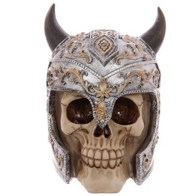 Calavera Vikingo