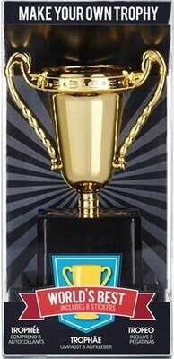 Haz tu Propio Trofeo