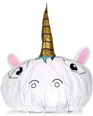 Gorro ducha unicornio