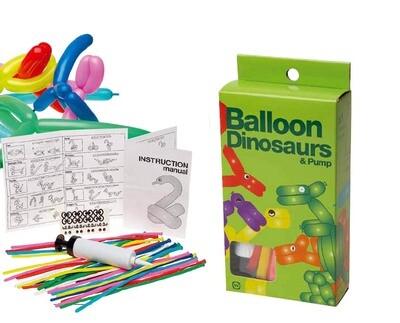 Kit Globos Dinosaurios