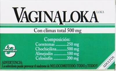 Caramelos Vaginaloka