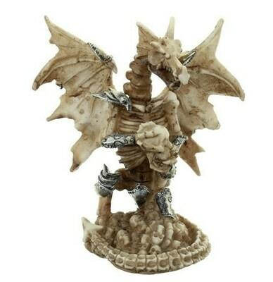 Dragón con Calavera