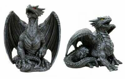 Conjunto Dragones Dark Fury