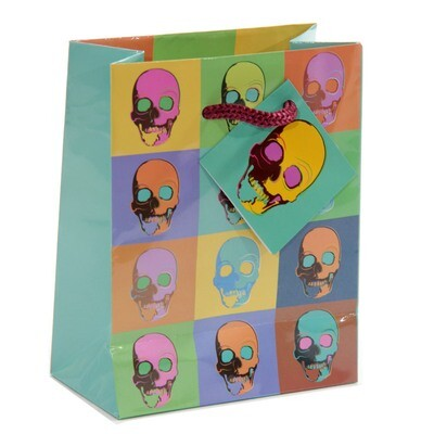 Bolsa de Regalo Calaveras de Ted Smith