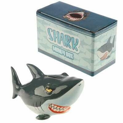 Hucha Tiburón