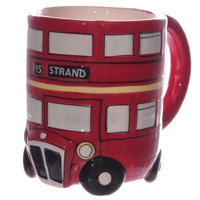 Taza Autobús de Londres