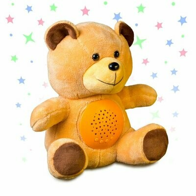 Peluche Luminoso y Musical Teddy
