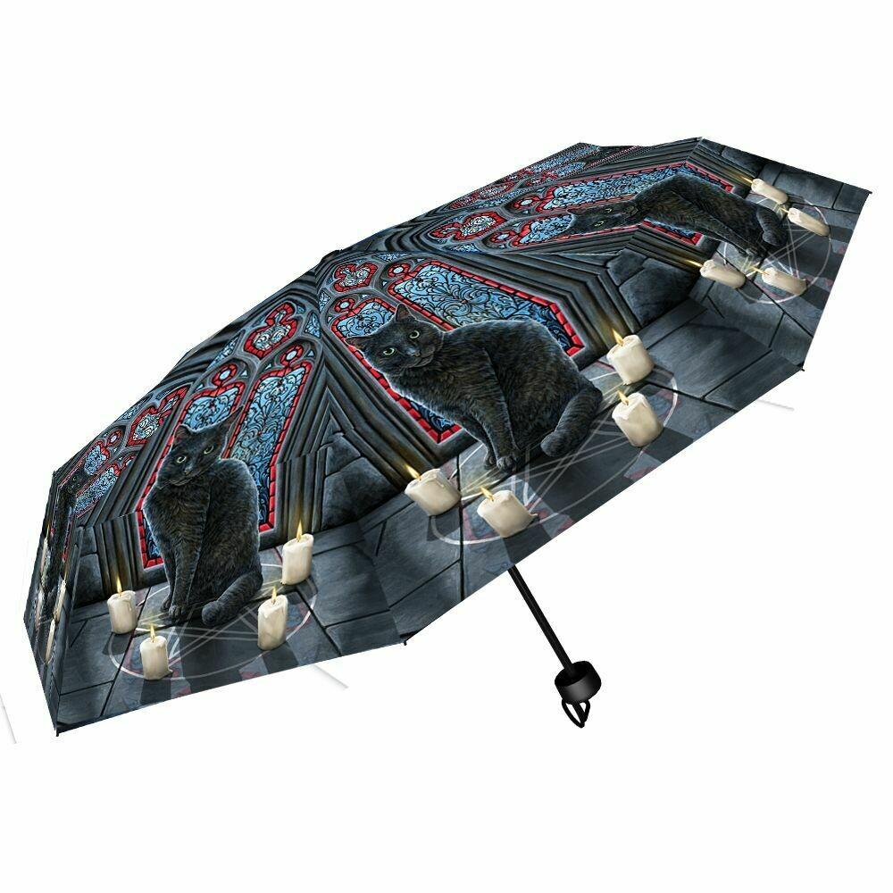Paraguas Gato Círculo Sagrado