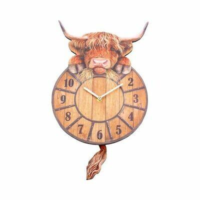 Reloj Toro de Tierras Altas