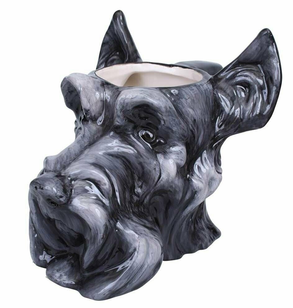 Taza 3D Perro Scottish Terrier