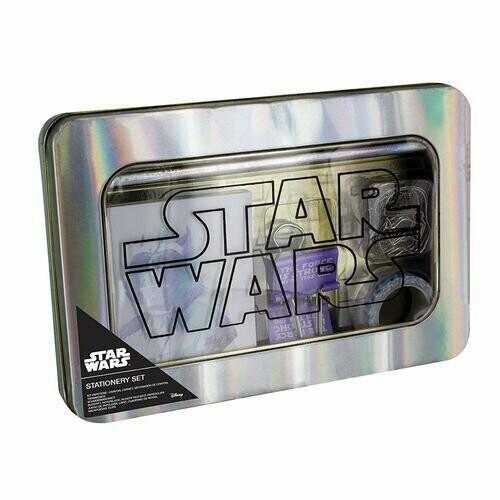 Caja de Material Escritorio Star Wars