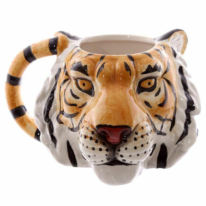 Taza 3D Tigre