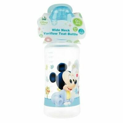Biberón 360 ML Tetina 3 Posiciones Mickey Mouse