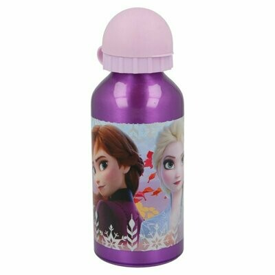 Botella Aluminio Disney Frozen 2