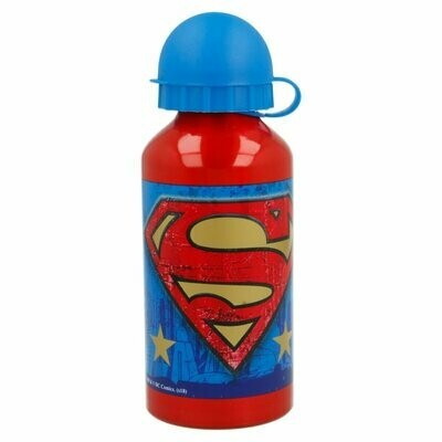 Botella Aluminio Superman