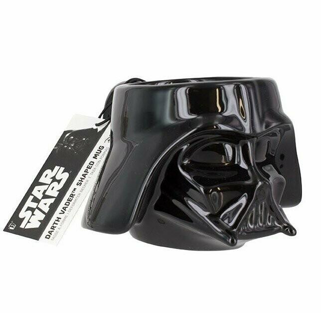 Taza 3D Darth Vader Star Wars