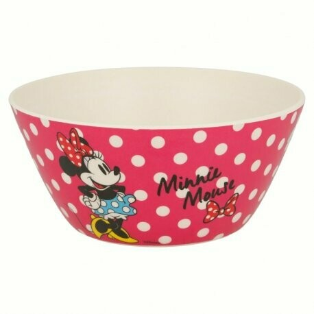 Cuenco Bambú Minnie Mouse Disney