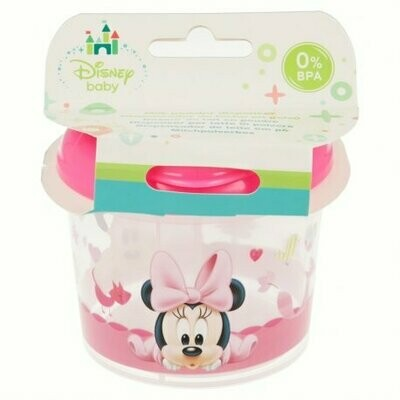 Dispensador de Leche en Polvo Minnie Mouse Disney