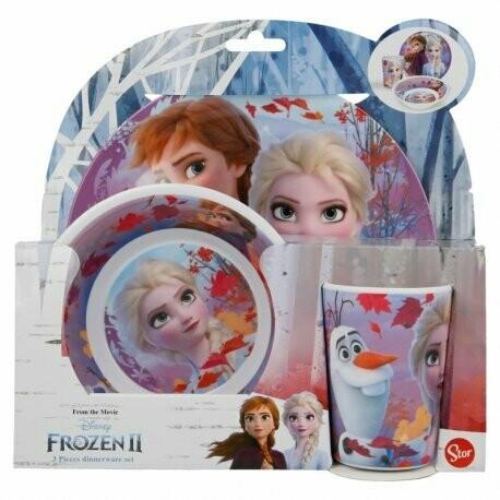 Set Comida Frozen 2 Disney