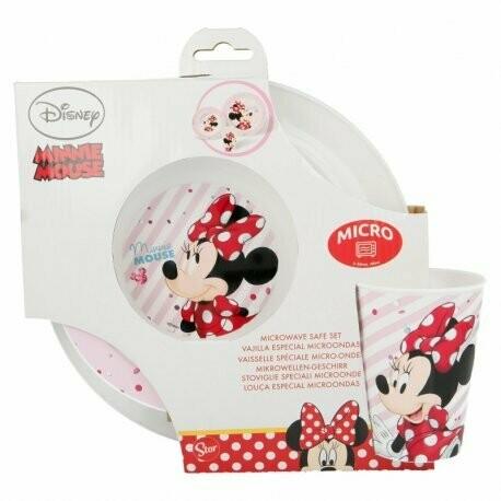 Set Comida Micro Minnie Mouse Disney