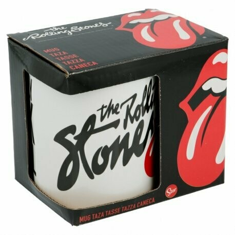 Taza Rolling Stones Only R&R