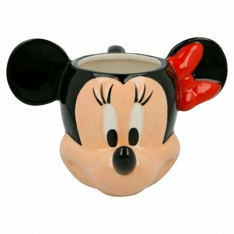 Taza 3D Minnie Mouse Disney