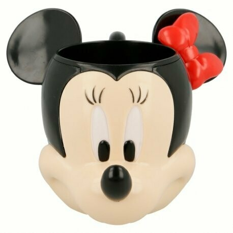 Taza 3D Minnie Mouse 260 ML