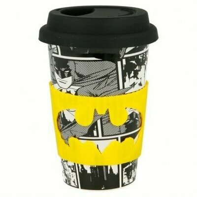 Vaso Cerámica Batman