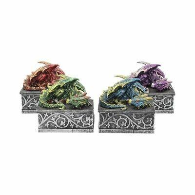 Conjunto Cajas de Dragón