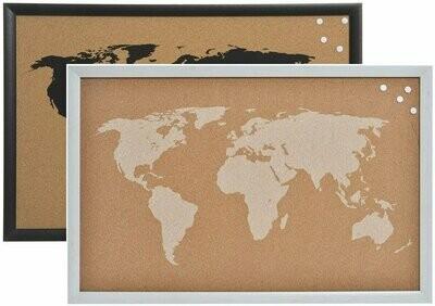 Corcho Mapa Mundi