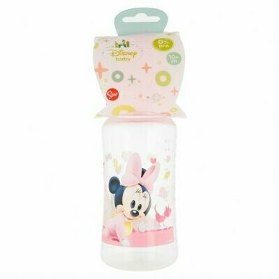 Biberón 360 ML Tetina 3 Posiciones Minnie Mouse