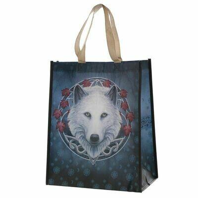 Bolsa Compra Lobo Guardián